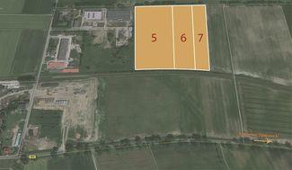 1.3670 ha - działka przemysłowo-usługowa przy ul. Cukrowniczej